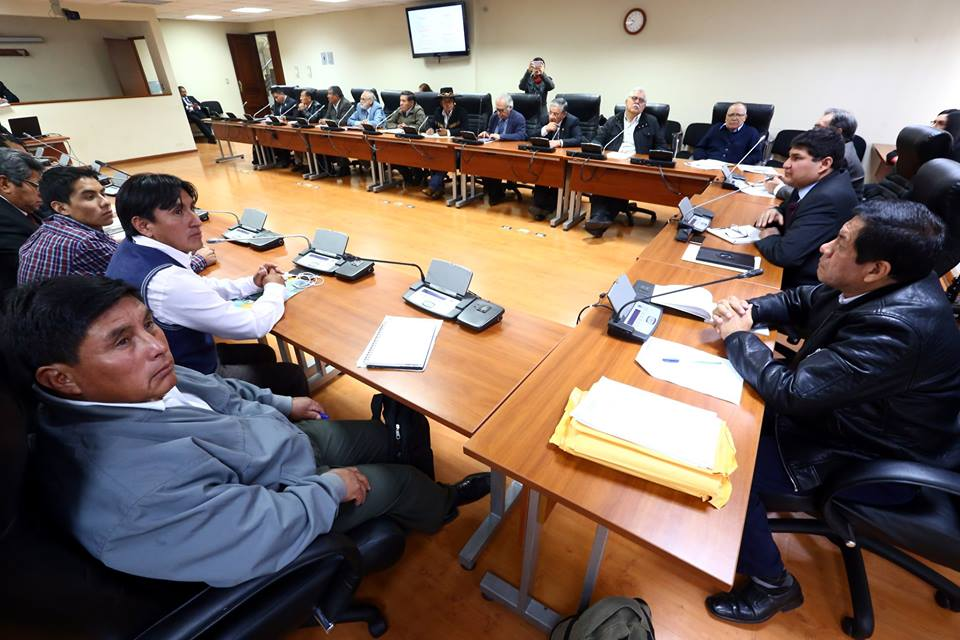 Foto: Despacho Congresal de Horacio Zeballos